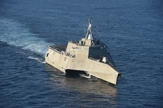 正值當打之年 美濱海戰鬥艦黯然退役