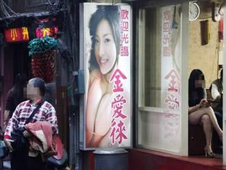 萬華阿公店小姐竄逃中南部 進軍小吃部恐成南北串連傳播鏈