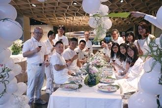 二代大學前往大雅廚具 舉辦美學饗宴
