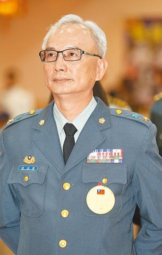 國安局人事異動 陳進廣升副局長