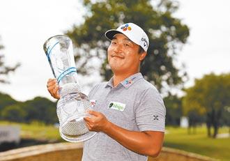 李京勳美巡首冠 闖PGA錦標賽