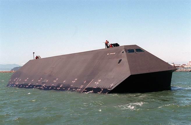 正式編號IX-529的海影號。(圖/美國海軍)