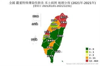 北台灣唯一淨土破功 3天779例!最新確診地圖曝光