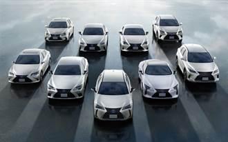 Lexus 「電氣化車款」全球銷量突破 200 萬輛、2021 年內將推出品牌首款 PHEV 車型!