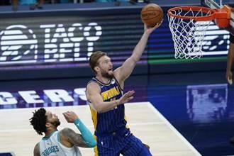 NBA》溜馬附加賽淘汰黃蜂 進季後賽仍有生機
