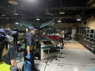 埔里警方大執法 稽查汽車旅館、小吃部等28處 杜絕業者暗中營業