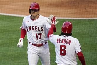MLB》連三場開轟 大谷爆裂一擊穩居全壘打王