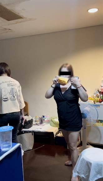防疫老鼠屎台中再爆2例 按摩店無實名制、小姐連口罩都不戴