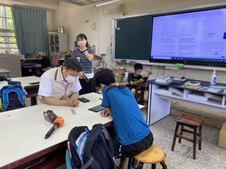 停課首日 台南3698生到校學習、弱勢生用餐不中斷