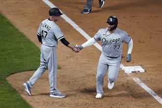 MLB》白襪「賓士哥」無視潛規則 慘遭對手近身球報復