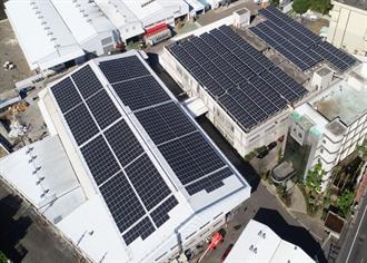 中市力推屋頂建太陽能光電 朝2030年達十億瓦願景