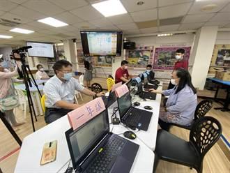 南投縣府視訊教學 手機嘛會通 學生線上學習不卡卡