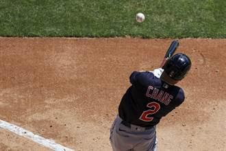 MLB》張育成陷低潮 總教練:相信他是個好打者