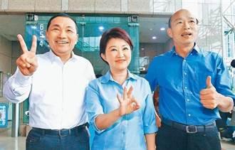 韓國瑜:人民自律守住疫情 政府超前部署了什麼?