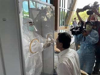 台中榮總等10家醫院 單日提供二千至三千人不等的篩檢量