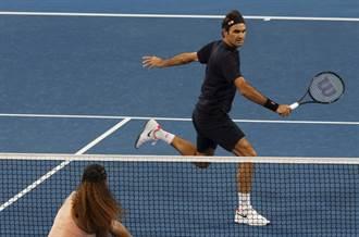 小威廉絲:網球最偉大的人物是費德勒