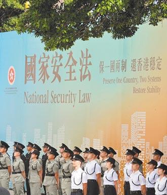國安法實施 北京阻止香港紀念六四