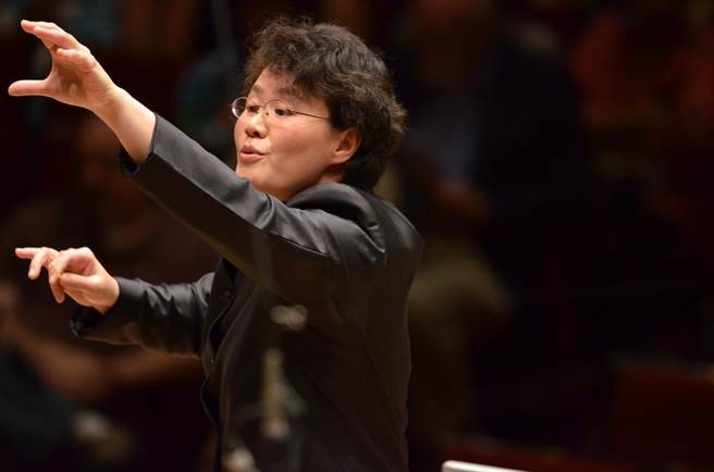 來自台灣的指揮家陳美安將擔任奧地利施第利亞格拉茲創藝樂團首席指揮,預計於今年秋天走馬上任。(陳美安提供)