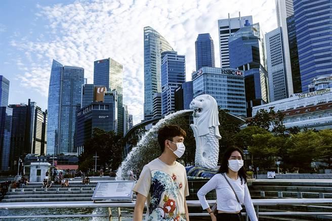 德國生技公司BioNTech選擇在新加坡設立東南亞區總部、建立mRNA疫苗工廠。(資料照/美聯社)