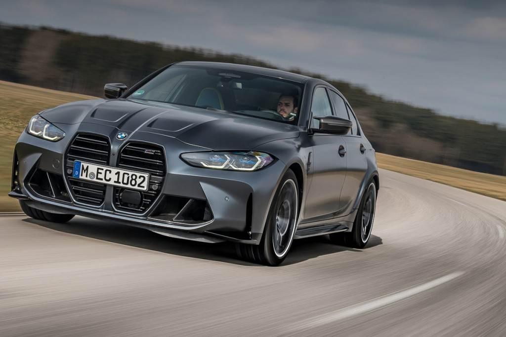 以輕量化為武器 BMW M3 CS 傳開發中