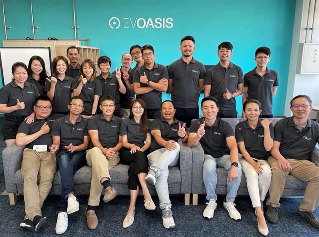 EVOASIS 將建設 11kW 目的地充電樁,同步進駐台南沙崙綠能城