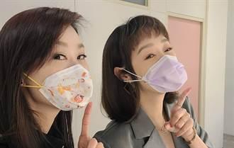 口罩戴整天呼吸不順 陳珮騏1招化解醫生也推薦