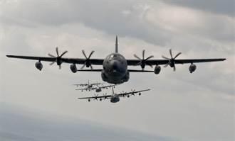美抗陸亟需加強火力 貨機要變轟炸機