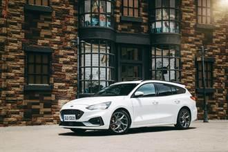 減配降14萬!Ford Focus ST Wagon – SLS Edition 129.8萬登台