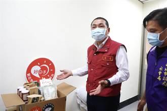 議員喊話北市府透過雙城論壇買疫苗 侯友宜:應由中央評估、採購