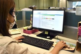 本土疫情持續升溫 中市府籲民眾線上申辦公司商業登記
