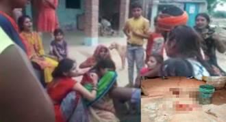 印度16歲少女與男友關房內整天 父怒持斧頭破門斬首小情侶