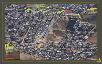 為何狂炸加薩住宅區 以色列:看圖就知道