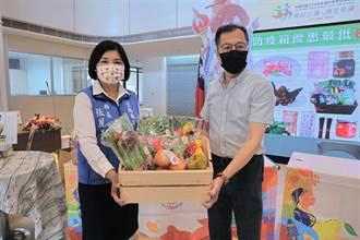雲林良品電商平台推防疫食品專區 方便民眾採買