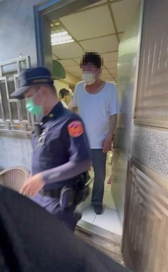 台中自主健康管理2男 違規進入按摩店遭警查獲