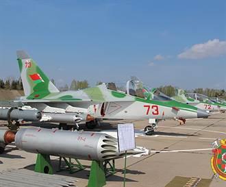 白羅斯Yak-130噴射教練機墜毀 2名飛行員死亡