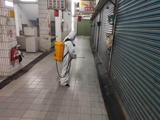 台南確診者到過 鹽水公有零售市場今日起休市3天