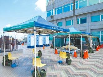 澎湖增購正壓隔離採檢艙 降低醫護風險