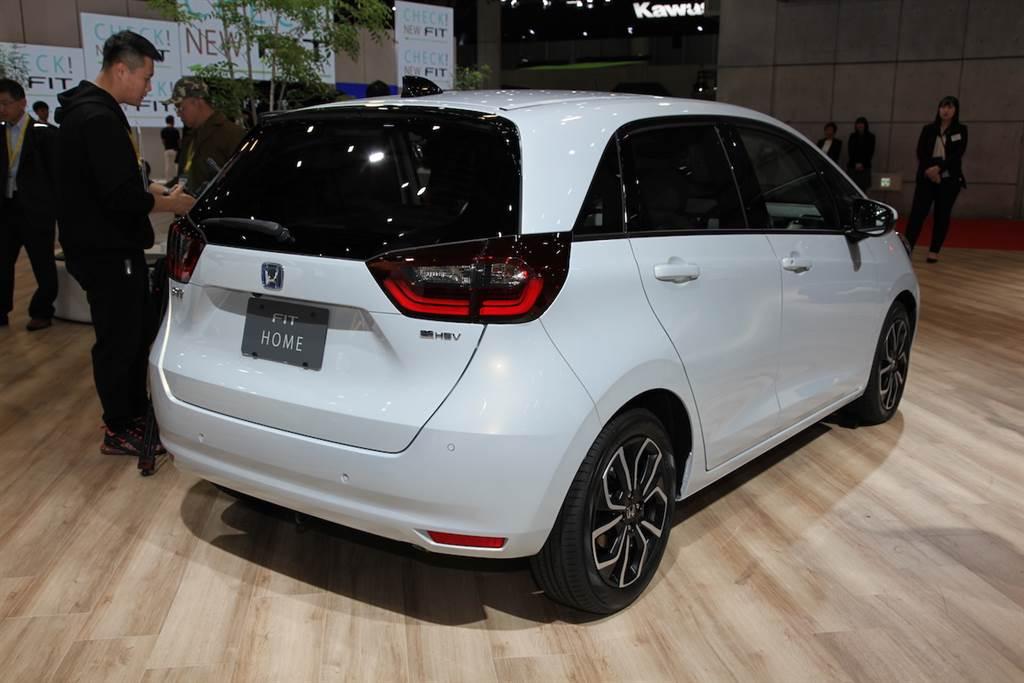 看齊日規配置 Honda FIT第四代國產版規格預想