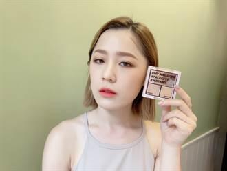 韓國開架品牌全新登台 人氣雜誌風彩妝盤必收