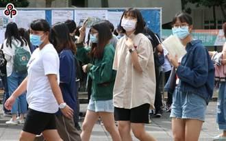 減少群聚染疫風險 四技二專二階甄試全採書面資料評比