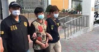 外役監受刑人趁探親落跑 冒名當熊貓外送員躲1年半被逮