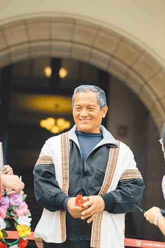保障原住民從事狩獵的文化權利!總統特赦布農族王光祿