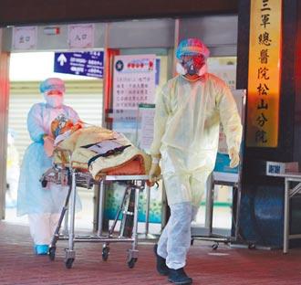 院內感染再增 北市和平 三總松醫淪陷