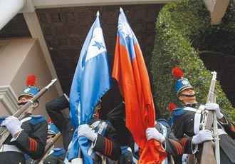 外交部:宏都拉斯澄清 與台邦交穩固