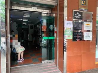 中華郵政第3人!萬華漢中街郵局員工確診 感染源不明