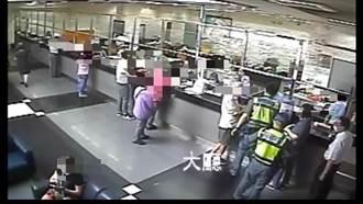「媽 救我!」婦女擔心兒子急匯款 中市警成功阻詐