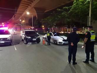 台權會籲停止汽機車口罩臨檢 別把員警當烈士及小丑