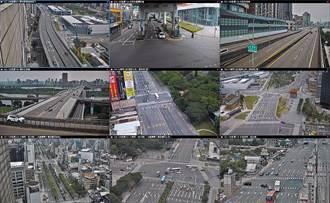 台北空城計 中央急籲周末別出門 北捷運量再下滑、客運站「班班空車」