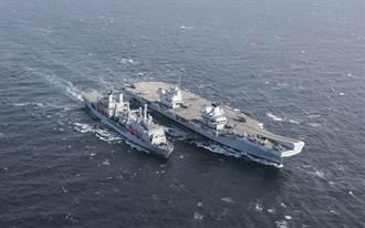 英航艦想重返印太 海軍苦惱遠洋能力捉襟見肘
