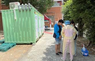 朝陽科大KTV群聚感染案 9生至新營醫院篩檢